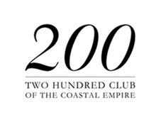 200 Hundred Club of the Coastal Empire logo