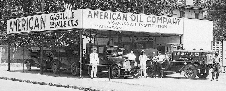 American-Oil Company