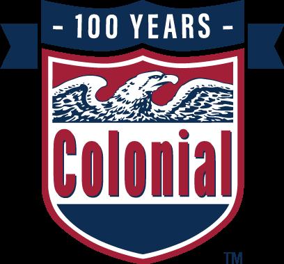 Colonial 100 Year Centennial Shield