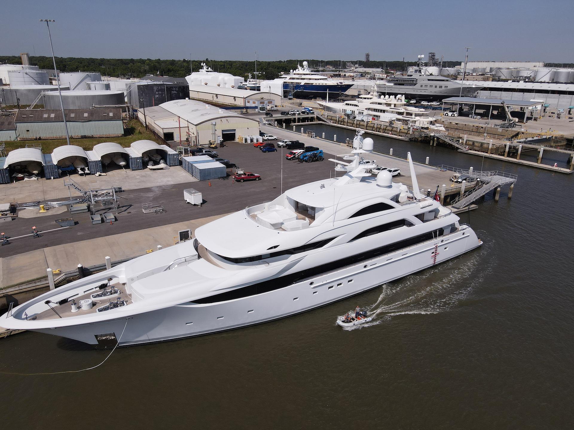 Colonial Savannah Yacht Center