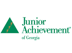 Junior Achievement of Georgia logo