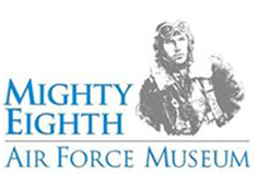 Mighty Eighth Air Force Museum logo